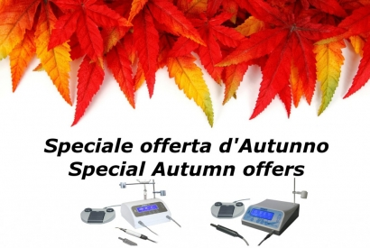 Special AUTUMN offers