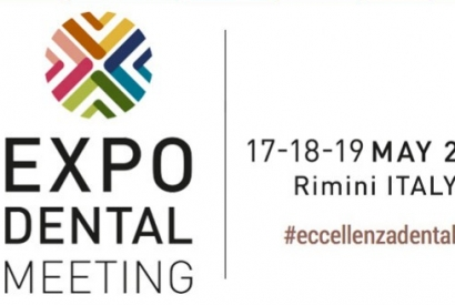 EXPODENTAL MEETING RIMINI 2018, 17-18-19 MAY