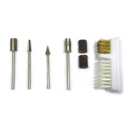 Milling Cutter Bits for Nails